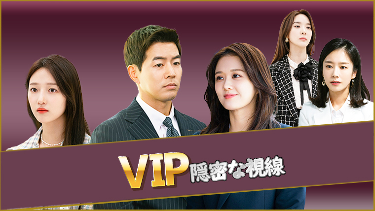 韓国ドラマ VIP  全話 ブルーレイ1枚 日本語字幕版