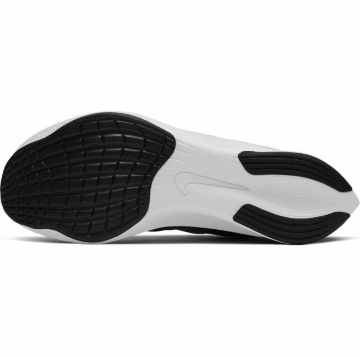 国内正規品 新品ナイキズームフライ3 メンズ 陸上 厚底 ランニングシューズ ブラック×ホワイトNIKE 25.0〜28.5cm