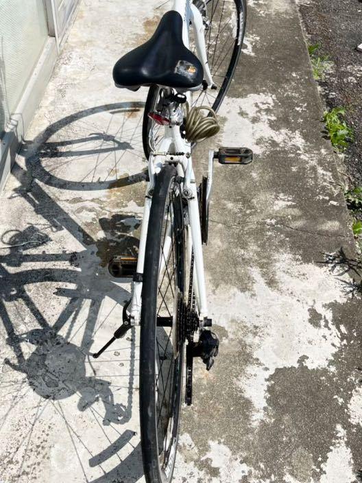 GIANT(ジャイアント)ESCAPE ☆クロスバイク アルミフレームR3 24段シマノ変速ギア搭載_画像5
