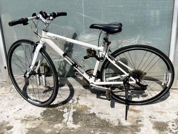 GIANT(ジャイアント)ESCAPE ☆クロスバイク アルミフレームR3 24段シマノ変速ギア搭載_画像2