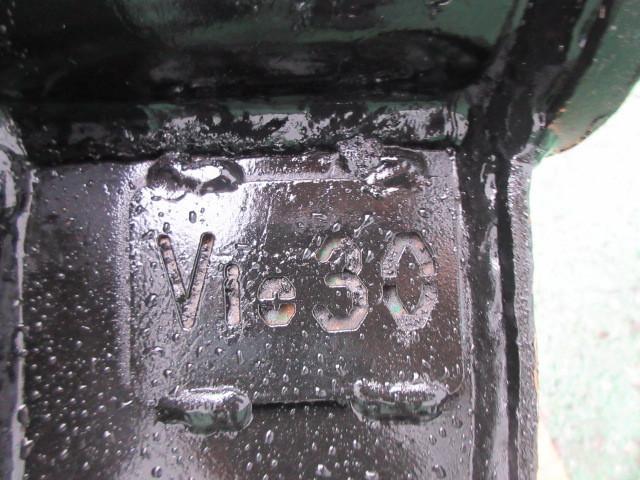 FV83 ヤンマー Vio30 用 バケット ピン径38mm 幅470mm ユンボ 建設機械_画像7