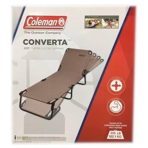 【新品】コールマン コンバータコット Coleman キャンプ アウトドア