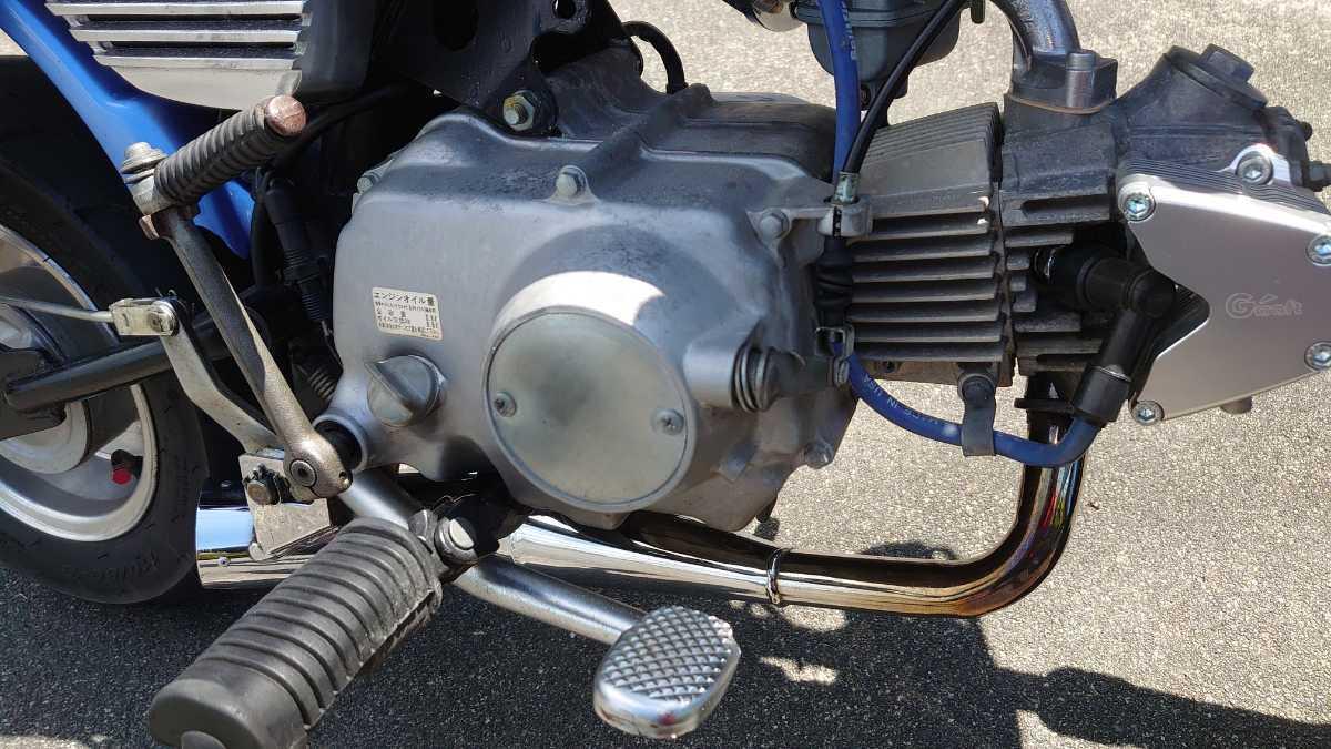 「ゴリラ ボアアップ カスタム HONDA ホンダ 80cc」の画像3
