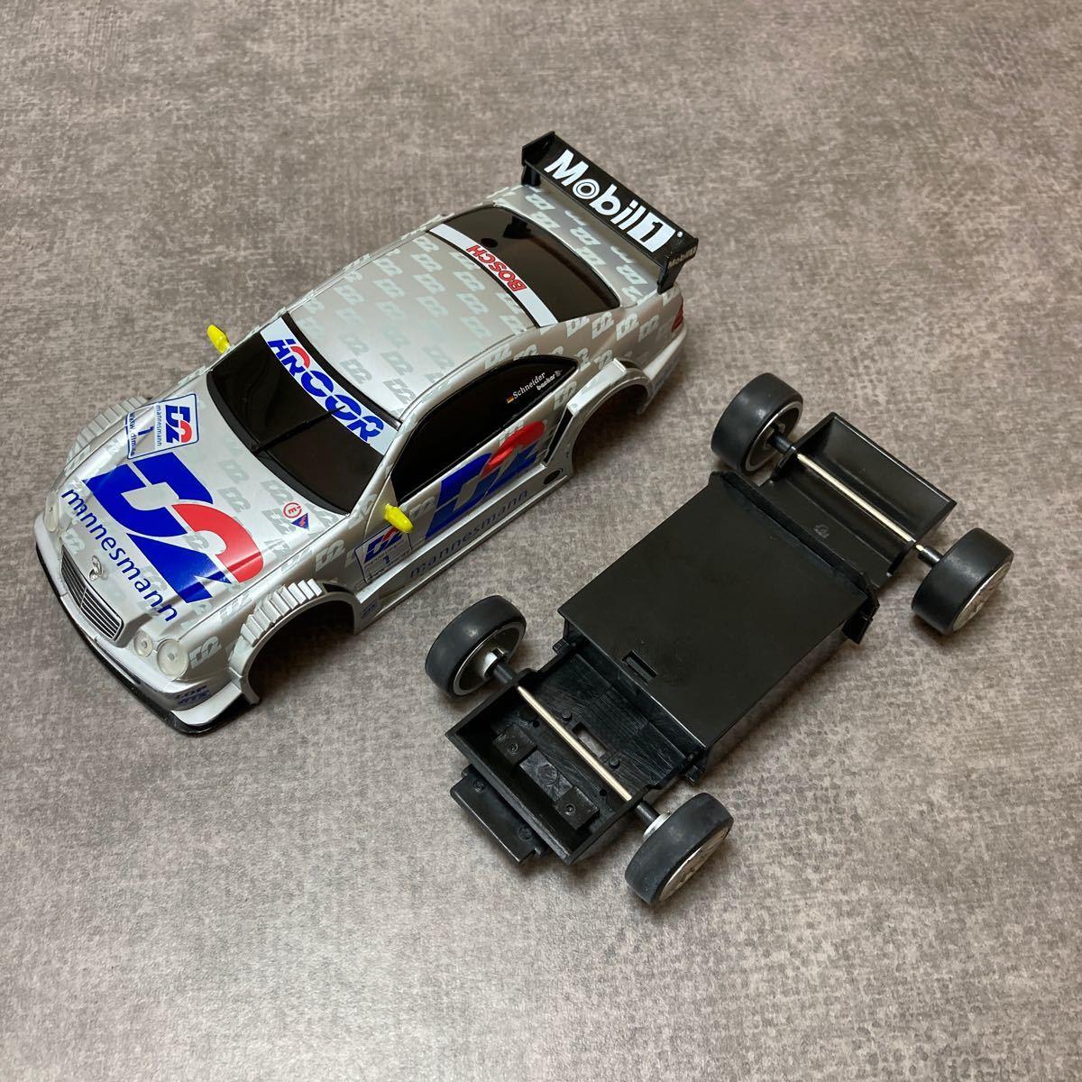京商 ミニッツ ボディー D2 AMG Mercedes CLK