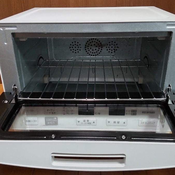 アイリスオーヤマ オーブントースター CMOT-S040