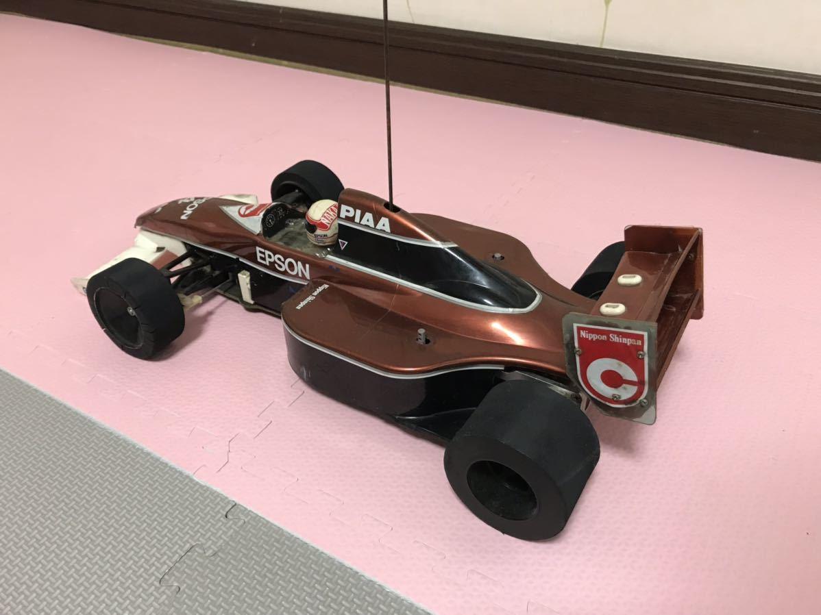送料無料 タミヤ 1/10 フォーミュラカー ラジコン車体 シャーシ ボディ メカ付き サンワ ヨコモ SANWA YOKOMO TAMIYA NEW F1 F103