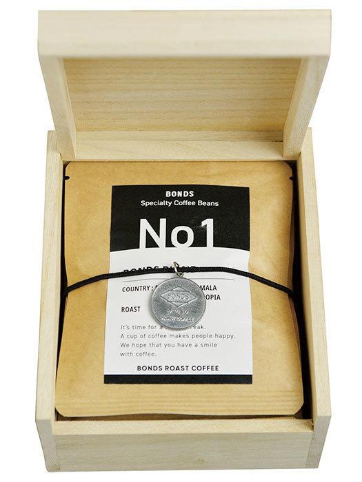 BONDS コーヒーバッグ 5Pセット (1.ボンズブレンド) ボンズローストコーヒー ティーバッグ ドリップ プレゼント お取り寄せ アメリカン雑貨_画像5