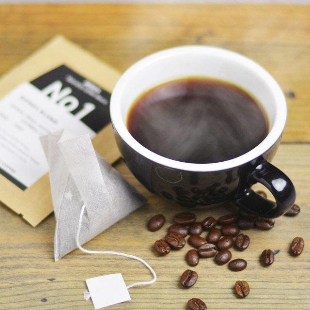 BONDS コーヒーバッグ 5Pセット (1.ボンズブレンド) ボンズローストコーヒー ティーバッグ ドリップ プレゼント お取り寄せ アメリカン雑貨_画像2