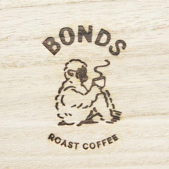 BONDS コーヒーバッグ 5Pセット (1.ボンズブレンド) ボンズローストコーヒー ティーバッグ ドリップ プレゼント お取り寄せ アメリカン雑貨_画像7