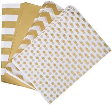 4色 NALER ラッピング ラッピング ペーパー 包装紙 おしゃれ 薄葉紙 梱包 ゴールド インナーラップ ライス紙 チューラ_画像1