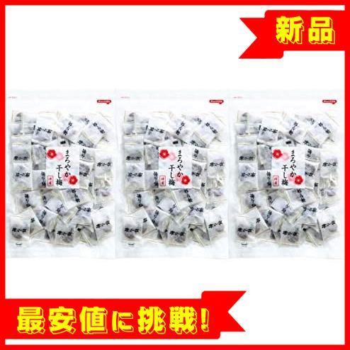 【売切り即決!】 業務用 まろやか干し梅300g×3袋 R302 種なし チャック袋入 e-hiroya_画像1