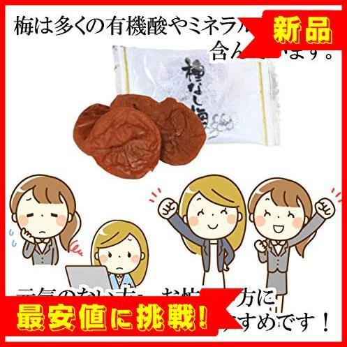 【売切り即決!】 業務用 まろやか干し梅300g×3袋 R302 種なし チャック袋入 e-hiroya_画像5