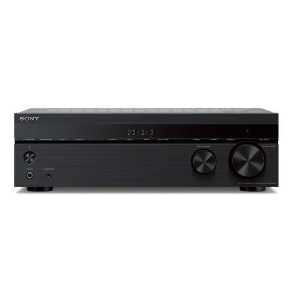 送料込 新品未開封 SONY STR-DH590 AVアンプ マルチチャンネルインテグレートアンプ [ハイレゾ対応 /Bluetooth対応 /ワイドFM対応 /5.1ch]