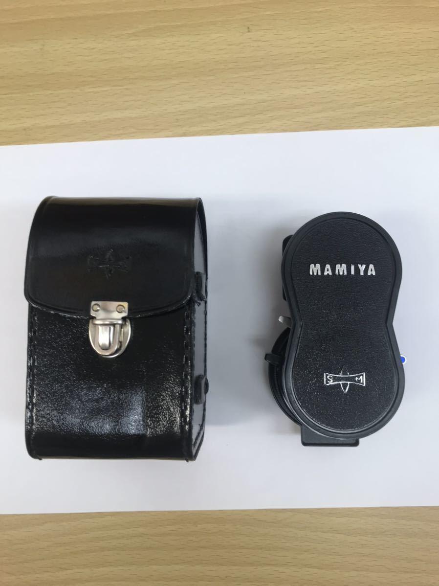 美品 1円スタート! MAMIYA-SEKOR S f=80mm 1:2.8 2眼レフ レンズ 箱付き 防湿庫保管品