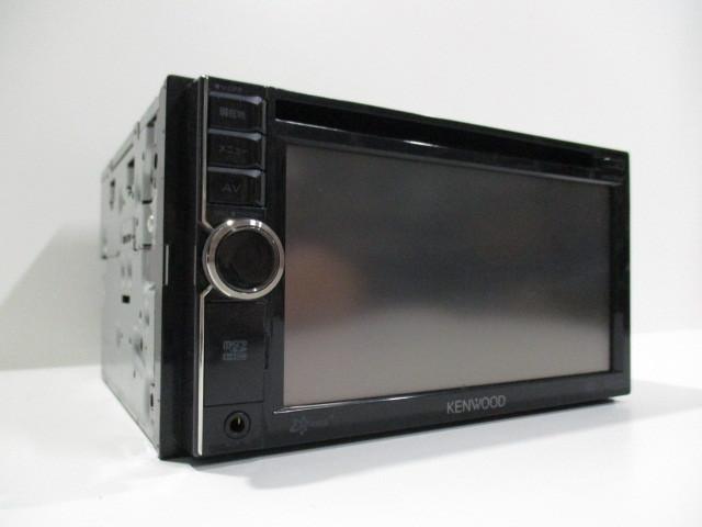 ケンウッド メモリーナビ MDV-333 2012年製 DVD ワンセグ SD USB iPod 中古_画像1
