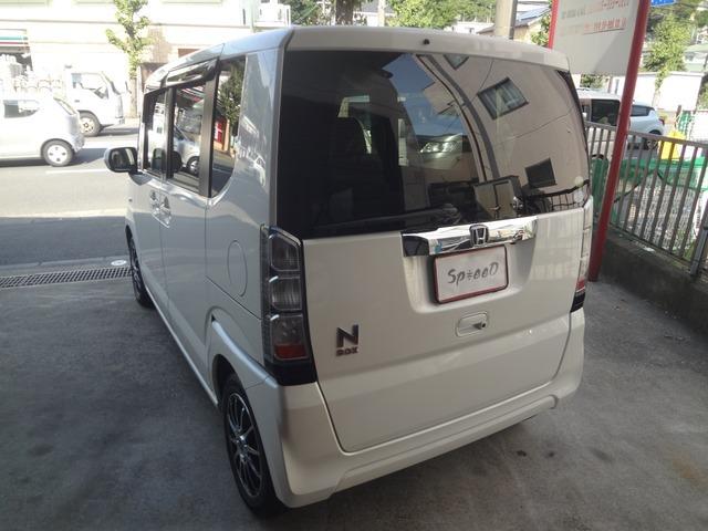 「返金保証付:平成24年 N-BOX G Lパッケージ@車選びドットコム」の画像3