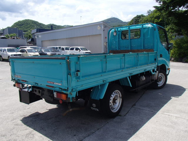 「平成28年 トヨタ ダイナ 3.0 ロング シングルジャストロー ディーゼ@車選びドットコム」の画像2