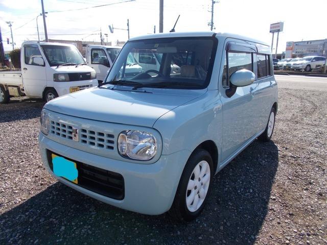 「☆新潟県新潟市☆ 平成21年 アルトラパン G 4WD@車選びドットコム」の画像1