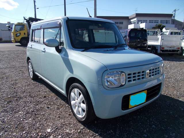 「☆新潟県新潟市☆ 平成21年 アルトラパン G 4WD@車選びドットコム」の画像2