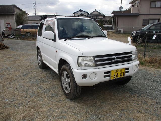 H18 パジェロミニ 4WD 程度良 福岡、佐賀@車選びドットコム