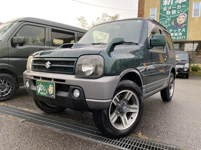 「平成18年 スズキ ジムニー ランドベンチャー 4WD@車選びドットコム」の画像1