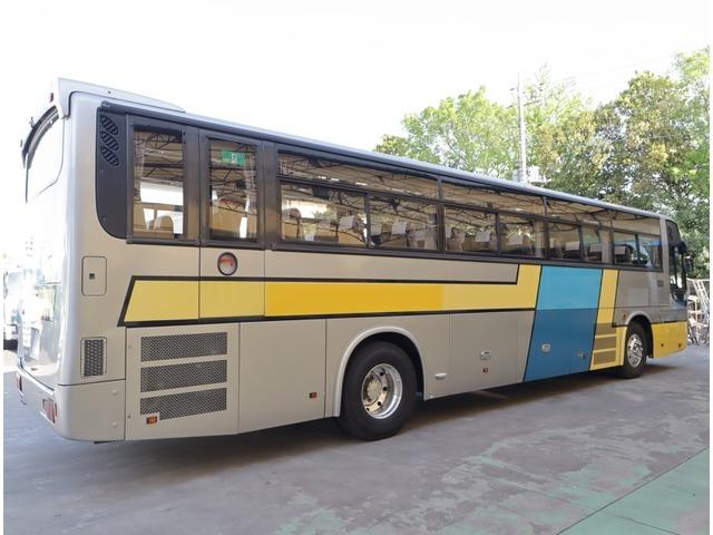 「平成19年 日産ディーゼル スペースアロー 観光バス 総輪エアサス 62人乗り@車選びドットコム」の画像3
