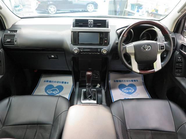 「平成29年 ランドクルーザープラド 2.7 TX 4WD @車選びドットコム」の画像2