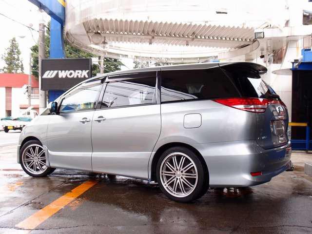 「平成19年 トヨタ エスティマ 2.4 アエラス Sパッケージ HDD地デジナビ @車選びドットコム」の画像2