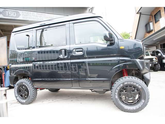 「返金保証付:令和2年 スズキ エブリイ ジョイン ターボ ハイルーフ 4WD 新車コン@車選びドットコム」の画像2