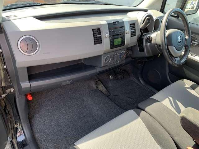 「平成18年 ワゴンR FX-S リミテッド 下取車 法定整備 CD/MD @車選びドットコム」の画像3