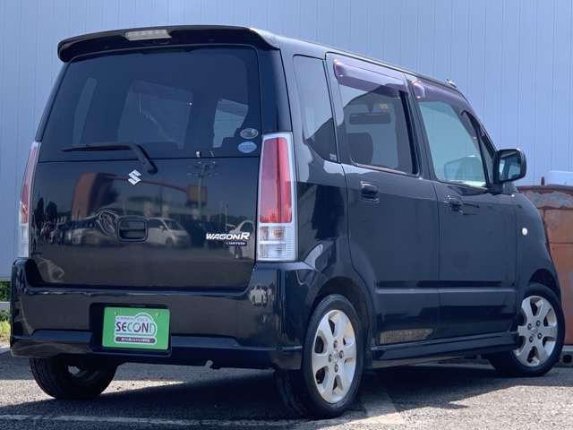 「平成18年 ワゴンR FX-S リミテッド 下取車 法定整備 CD/MD @車選びドットコム」の画像2