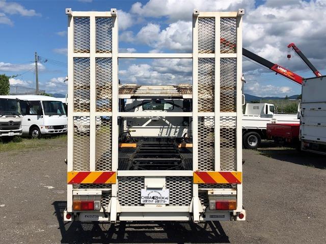 ダイナ 積載車 2台積み 積載3,500kg ユニック キャリアカー 搬送車 ローダー ラジコン ウィンチ ターボ ナビ@車選びドットコム_画像の続きは「車両情報」からチェック