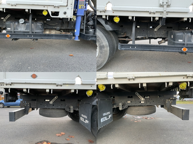 H25年 クレーン車 エルフ ワイド 超ロング 4段 タダノクレーン ラジコン 積載3850kg 2.93t吊り@車選びドットコム_画像の続きは「車両情報」からチェック