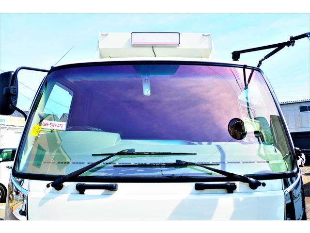 「カスタム仕様!!本革シート インテリアトリム 車検付 ファイター 深ダンプ 極東開発製 ベット付 220馬力ターボ@車選びドットコム」の画像2