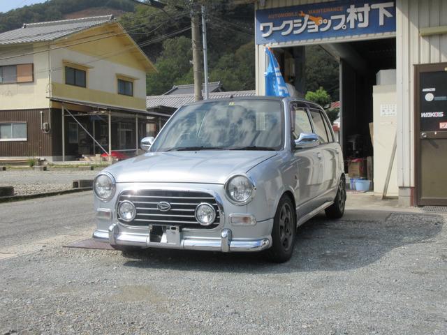 「平成15年 ダイハツ ミラジーノ ミニライトスペシャルターボ@車選びドットコム」の画像1