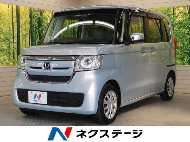 「平成30年 N-BOX G L ホンダセンシング @車選びドットコム」の画像1