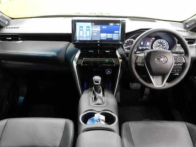 「令和3年 ハリアー 2.0 Z レザーパッケージ @車選びドットコム」の画像2