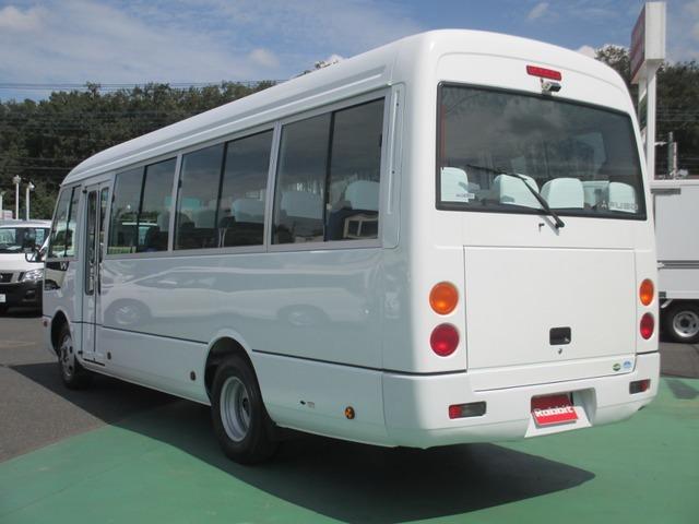 「平成30年 ローザ マイクロバス 29人乗り@車選びドットコム」の画像2