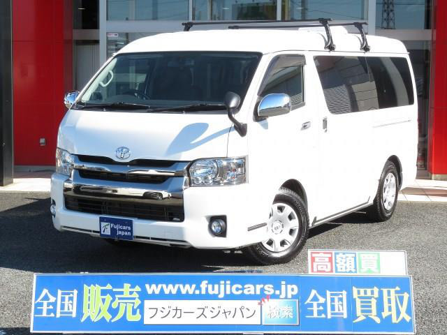 「ハイエース OMC ツアーズワイド 4WD@車選びドットコム」の画像1