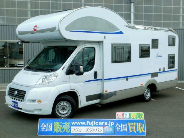 「キャンピングカー デュカト バーストナーA576@車選びドットコム」の画像1