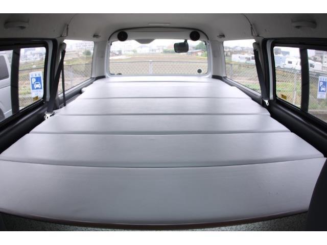 「ハイエース オリジナルベッドキット キャンピング@車選びドットコム」の画像3