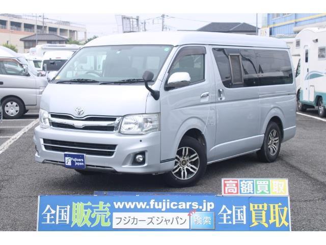 「ハイエース オリジナルベッドキット キャンピング@車選びドットコム」の画像1
