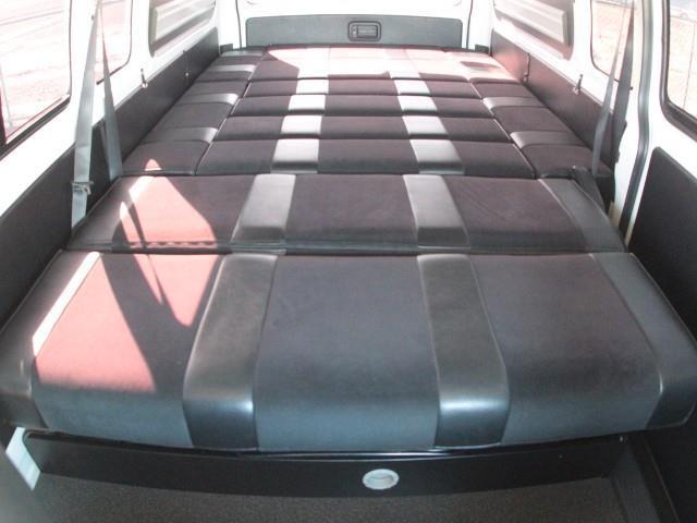 「ハイエース ニーズボックス ベッドキット@車選びドットコム」の画像3