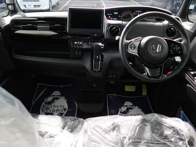 「令和3年 N-BOXカスタム L ターボ @車選びドットコム」の画像3
