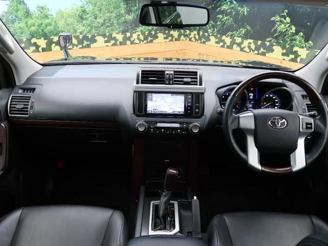 「平成27年 ランドクルーザープラド 2.7 TX Lパッケージ 4WD @車選びドットコム」の画像2