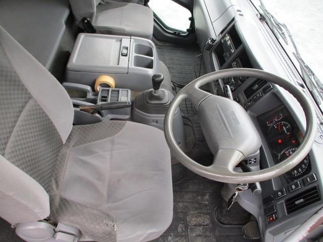 「【朝日株式会社】H25中型TKG-いすゞフォワードアルミバンPG付車検R3/9積載2.95tラッシング3段バックカメラターボ車6MT@車選びドットコム」の画像3
