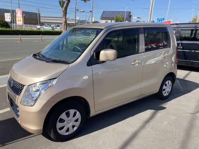 「返金保証付:静岡県 浜松市 中古車 平成20年 スズキ ワゴンR FX@車選びドットコム」の画像2