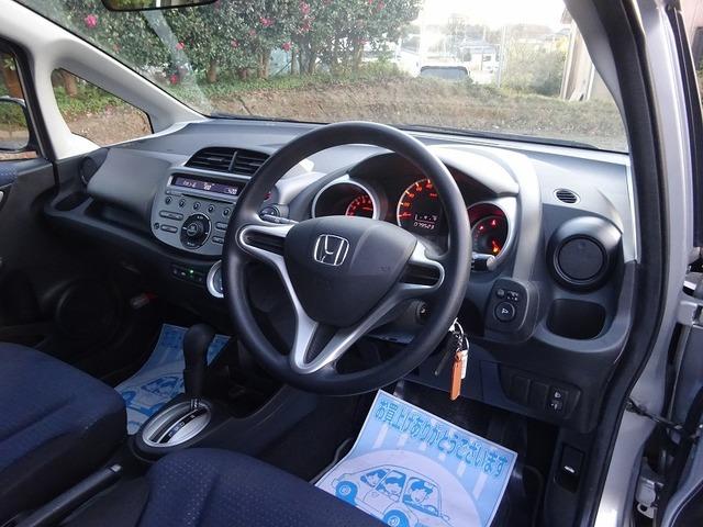 「★3つ星店 優良格安車専門店★ 平成21年 フィット 1.3 L CDオーディオ ETC@車選びドットコム」の画像3