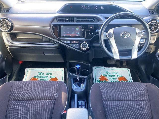 「\全車保証付/ 平成27年 トヨタ アクア 1.5 G @車選びドットコム」の画像3