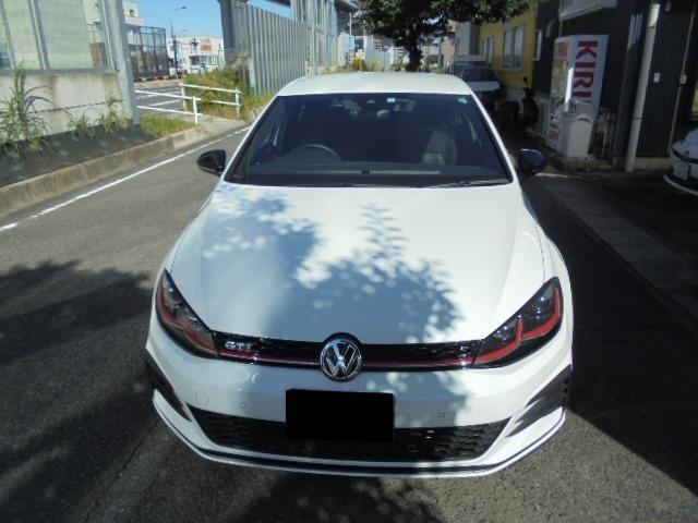 「返金保証付:ゴルフGTI 18インチアルミ ドラレコ付@車選びドットコム」の画像1